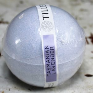 Tilley Bath Bomb – Lavender