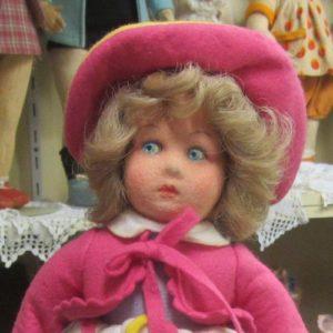 Diana, Classic Lenci Doll