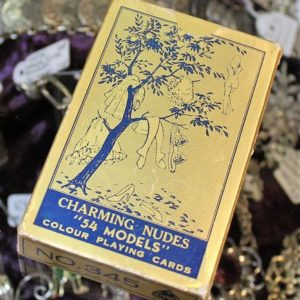 Playing Cards – Charming Nudes