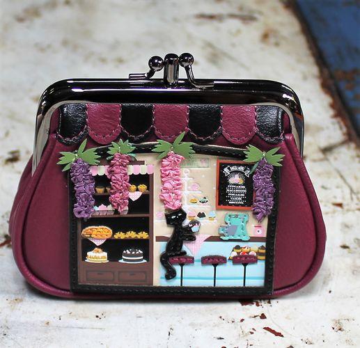 morpeth gift gallery hunter valley vendula cake boutique shop patissere decorating key coin purse zip wallet handbag tote grab grace bag accessory fashion london