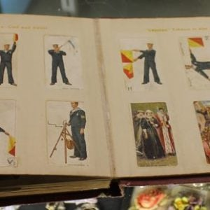 Will's Cigarette Card Album
