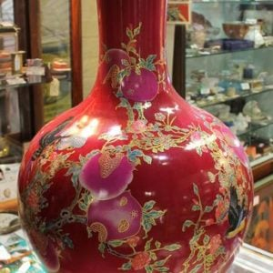 Pre World War II Chinese Vase