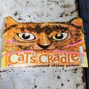 Cat's Cradle String Game