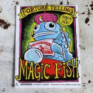 Fortune Telling Magic Fish – Pack of Six