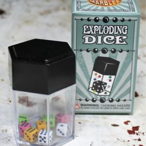 Magic Trick – Exploding Dice