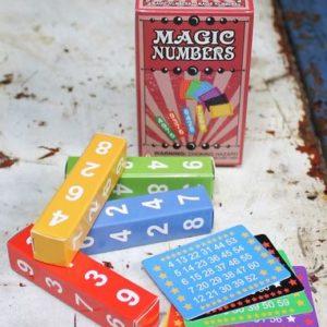 Magic Numbers Trick
