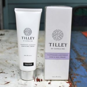 Tilley Hand & Nail Cream – Lavender