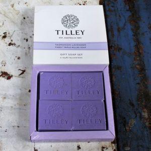 Tilley Gift Soap Pack – Lavender