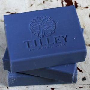 Tilley Soap Bar – Violet Fields