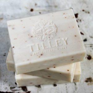 Tilley Soap Bar – Goatmilk & Linseed