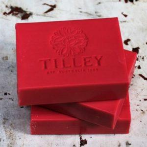 Tilley Soap Bar – Pomegranate