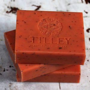 Tilley Soap Bar – Sandalwood & Bergamot
