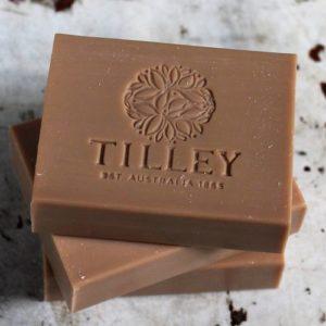 Tilley Soap Bar – Vanilla Bean