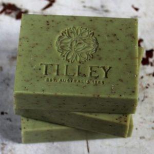 Tilley Soap Bar – Lemon Myrtle