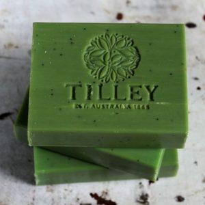 Tilley Soap Bar – Coconut & Lime