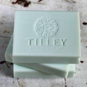 Tilley Soap Bar – Basil & Mint