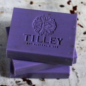 Tilley Soap Bar – Lavender