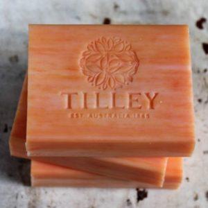 Tilley Soap Bar – Orange Blossom