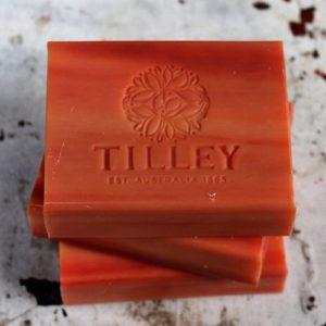 Tilley Soap Bar – Red Tea