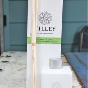 Tilley Diffuser – Coconut & Lime