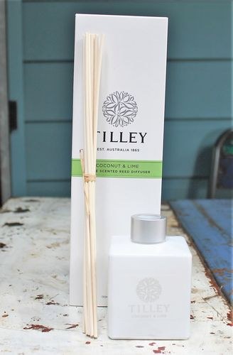 morpeth gift gallery hunter valley tilley coconut lime hand nail body cream soap wash diffuser soy candle australian made natural