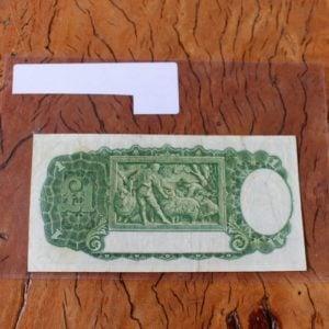 Australian One Pound Note