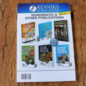 Renniks Australian Pre-Decimal & Decimal Coin Errors Guide