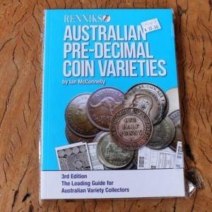 Renniks Pre Decimal Coin Varieties Guide