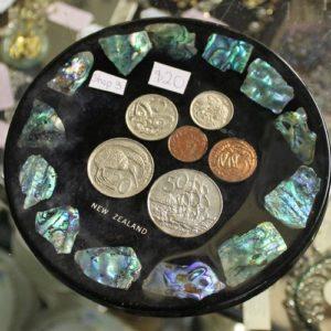Souvenier Coin Tray