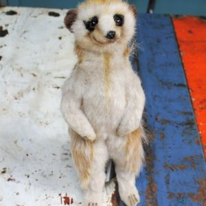 Meerkat by Hansa – 33cm