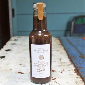 Beerenberg – Caramelised Onion Sauce