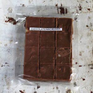 Fudge – Chocolate Macadamia