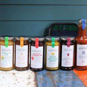 Beerenberg – Sweet & Savoury Pantry Pack