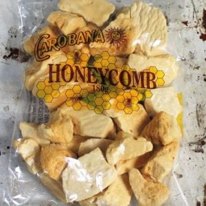 morpeth gourmet foods hunter valley carobana honey comb candy sticky toffee goodness violet crumble