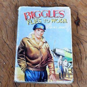 Book – Biggles Flies to Work