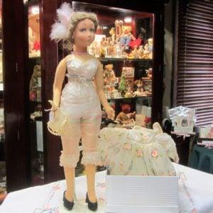 Lavinia, Lenci Boudior Doll