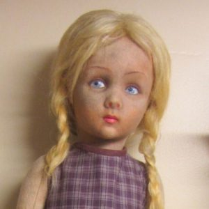 Antique Lenci Doll