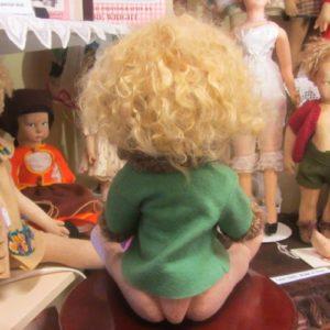 Lenci Doll, toddler