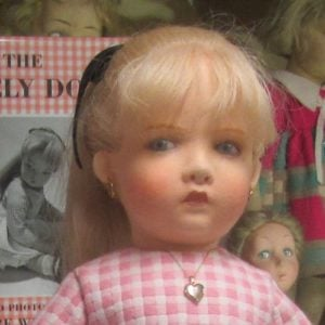 Edith, The Lonely Doll