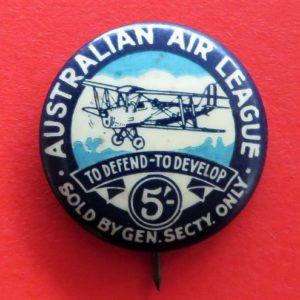 Australian Air League Badge