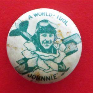 "WWII RAF ""Johnnie"" Air Ace Badge"