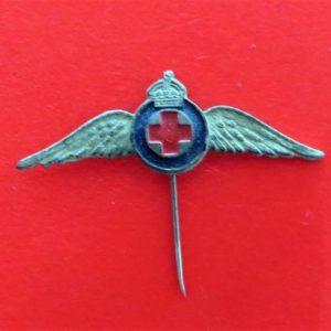 Australian RAAF Red Cross Pin
