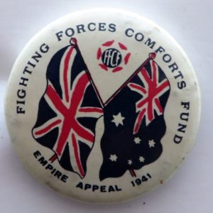 Australian Empire Appeal Badge