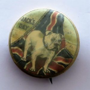 Australian WWI Jack's Day Badge