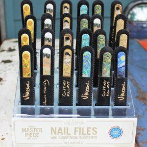 Glass Nail File – Artist Series