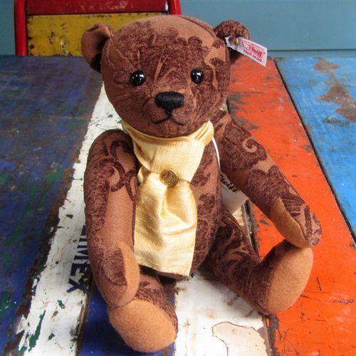morpeth teddy bears hunter valley Steiff mohair Anthony