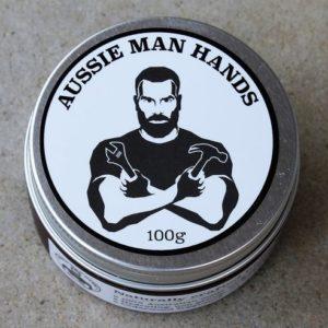 'Aussie Man Hands' Repair Cream