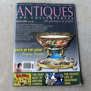 Antiques & Collectables Magazine – Autumn 2020