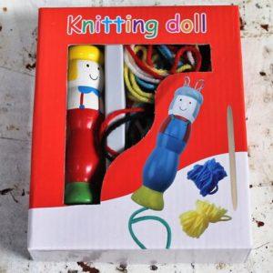Knitting Doll – Boy