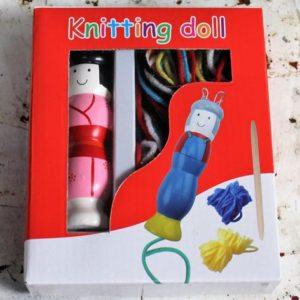 Knitting Doll – Girl